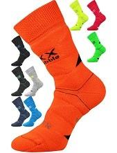 GRADE sportovní ponožky VoXX, antracit melé