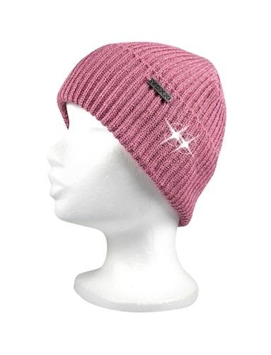 Dámská čepice VoXX OLYMPIA, růžová