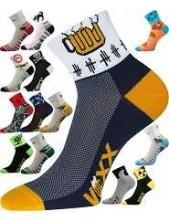 RALF X cyklistické ponožky VoXX