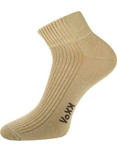 SETRA Unisex sportovní ponožky VoXX, béžová