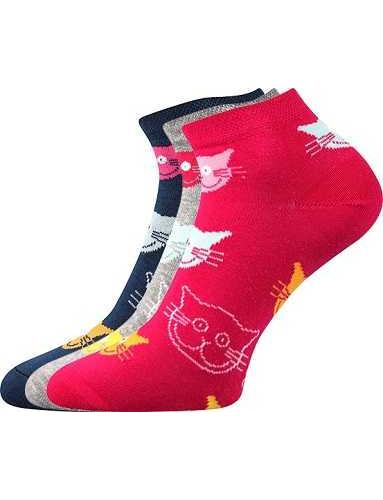 Dámské ponožky Boma Piki 52, mix