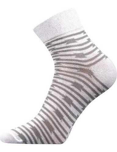 Ponožky Boma IVANA 39, bílá