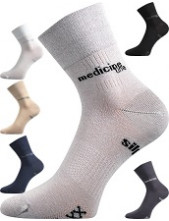 MISSION Medicine sportovní ponožky VoXX, béžová