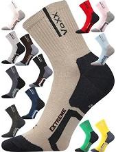 JOSEF sportovní ponožky VoXX, béžová pro velikosti 26-34
