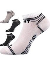 Ponožky Boma Piki 58 - balení 3 stejné páry