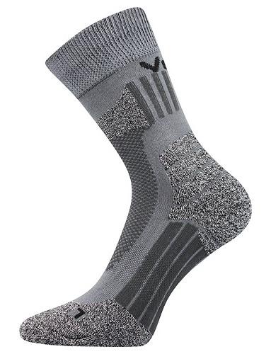 Ponožky VoXX - Egoist šedá