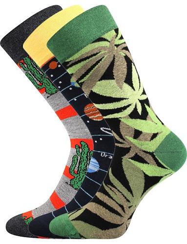 Ponožky Lonka DEPATE mix E