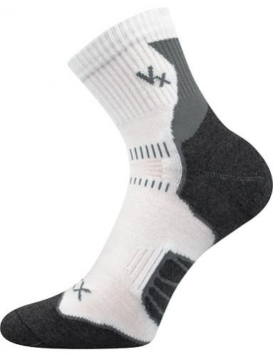 Ponožky VoXX - FALCO cyklo, bílá