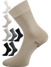 Ponožky Lonka Bioban - balení 3 stejné páry