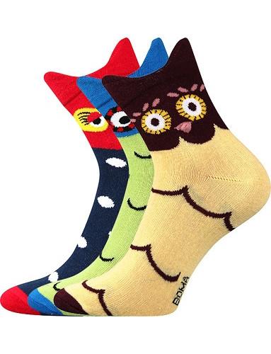 Ponožky Boma XANTIPA 34-3D, mix A