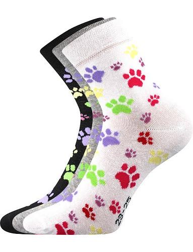 Ponožky Boma Xantipa 50, mix B