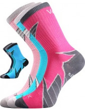 Dětské sportovní ponožky VoXX JOSKIK - balení 3 páry