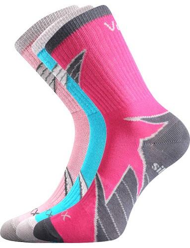 Dětské sportovní ponožky VoXX JOSKIK, mix B/holka