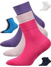 Ponožky Boma Emko - balení 3 páry v barevném mixu