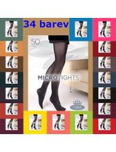 Punčochové kalhoty MICROtights 50DEN beige