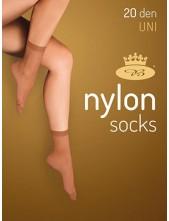 Dámské ponožky Boma NYLONsocks balení 5 párů