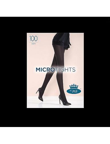 Punčochové kalhoty MICROtights 100DEN. nero
