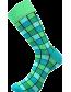 Pánské ponožky Lonka WEBOX 010, zelená