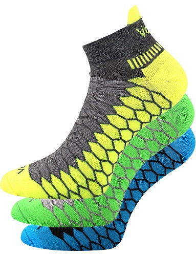 Sportovní ponožky VoXX INTER, mix A