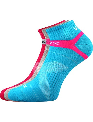 Ponožky VoXX REX 14, mix B dámské