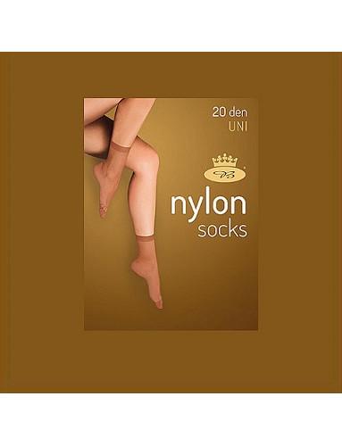Dámské ponožky Boma NYLONsocks, golden
