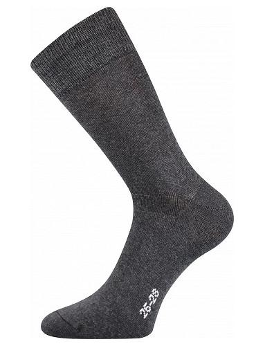 Ponožky Lonka KlimaX Černá melír, balení 5 párů