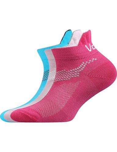 IRIS dětské sportovní ponožky VoXX, mix A