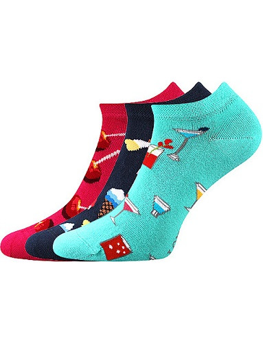 Ponožky Lonka DEDON, mix B
