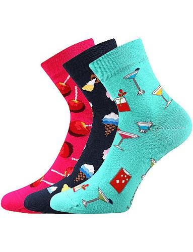 Ponožky Lonka DEDOT, mix B