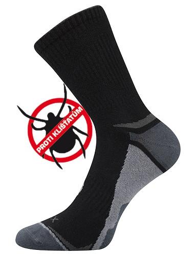 Ponožky VoXX OPTIFAN 03, černá