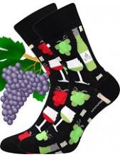 Sportovní ponožky VoXX VínoXX 2 - balení 2 páry v barevném mixu