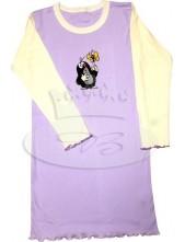 Dětská noční košile Boma KR 008 - Krtek Vzor F