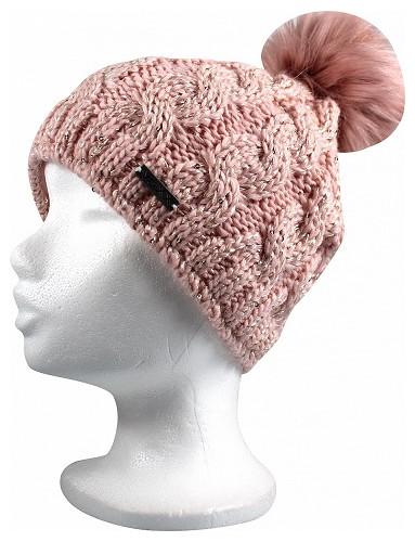 Dámská čepice VoXX ASTRA, růžová