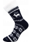 Ponožky Boma NORWAY, tmavě modrá