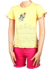 Dětské pyžamo Boma KR 012 Krtek krátké
