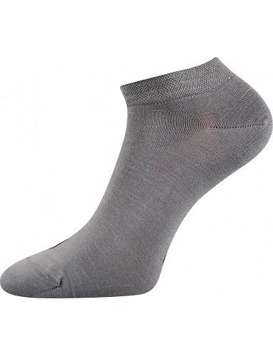 Společenské ponožky Lonka ESI, světle šedá