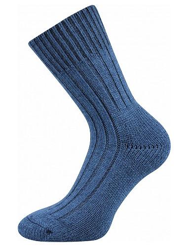 Sportovní ponožky VoXX WILLIE, jeans melé