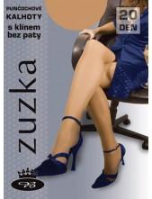 Výprodej vel 170/124 Dámské nadměrné punčocháče Boma Zuzka