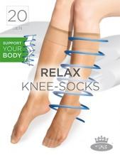 Dámské podkolenky RELAXknee-socks 20DEN