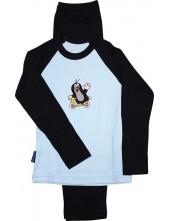 Výprodej vel.98-104 Dětské pyžamo Boma KR 007 - Krtek dlouhé