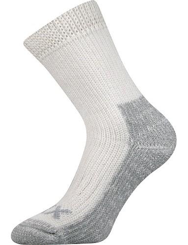 Ponožky VoXX ALPIN, smetanová