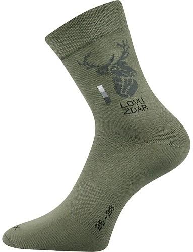 Ponožky VoXX - Lassy jelen