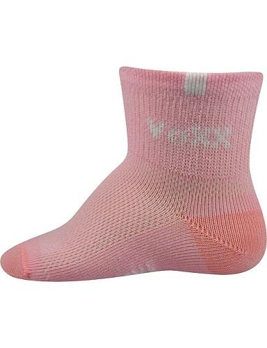 Ponožky VoXX kojenecké Fredíček růžová