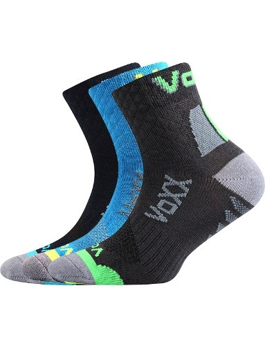 KRYPTOXIK dětské ponožky VoXX, Mix A - kluk