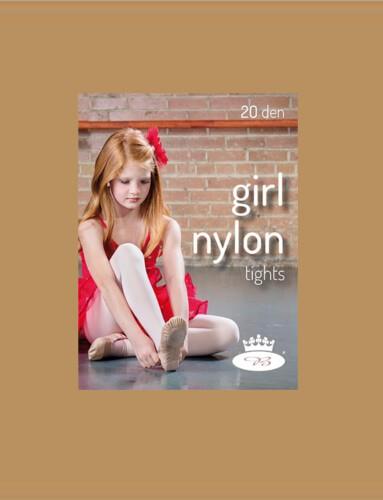 Dívčí punčocháče GIRL NYLONtights, beige