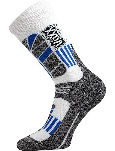 TRACTION sportovní ponožky VoXX, bílá