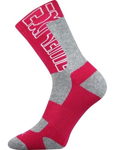 Ponožky VoXX MATRIX, magenta