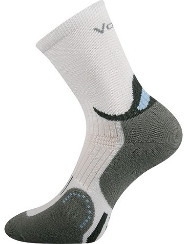 ACTROS sportovní ponožky VoXX, bílá