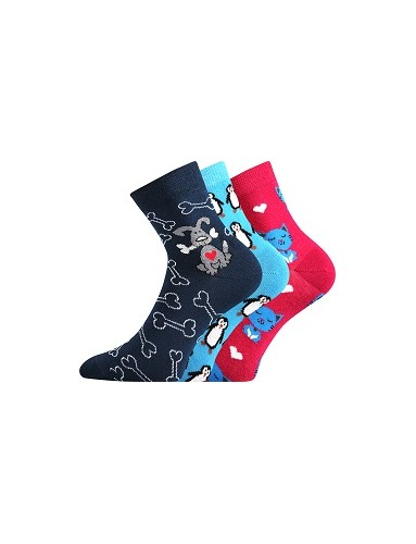 Ponožky Boma Xantipa Mix 42