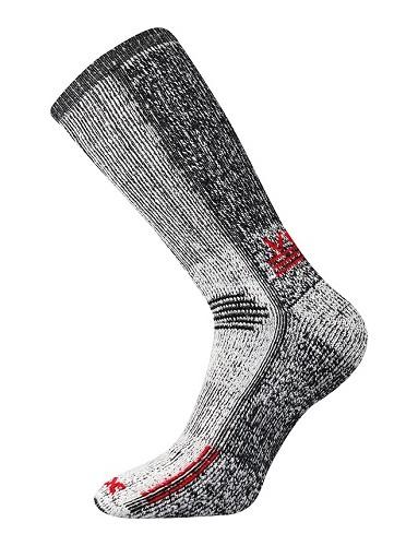 Ponožky VoXX - ORBIT Červená